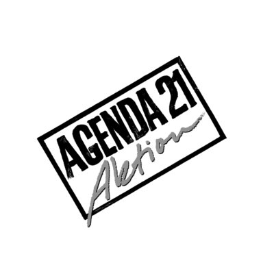 Logo Agenda 21 30° links